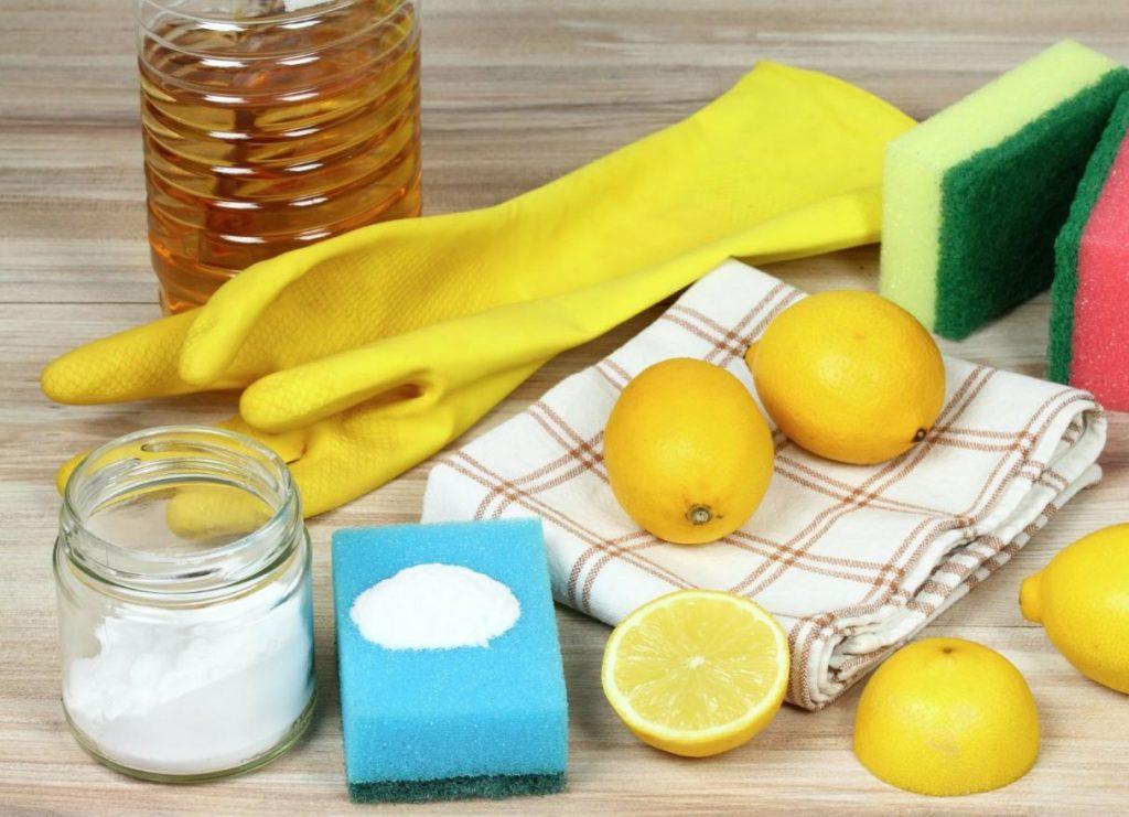 quitar manchas de oxido en ropa delicada con sal y vinagre