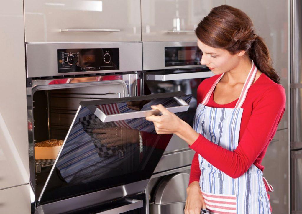 como limpiar horno pirolitico
