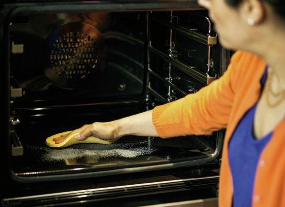 como limpiar un horno pirolitico muy sucio