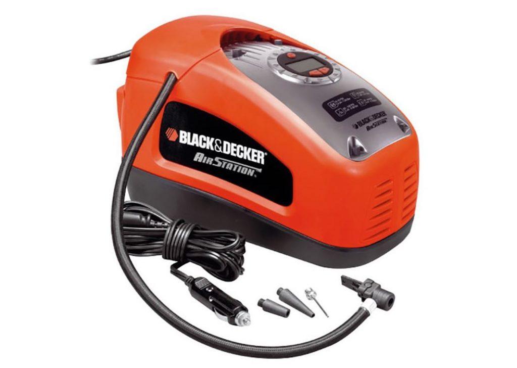 compresor de aire comprimido black decker