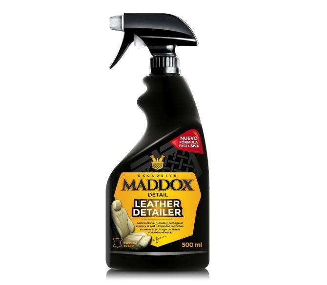 limpiador para cuero y piel maddox