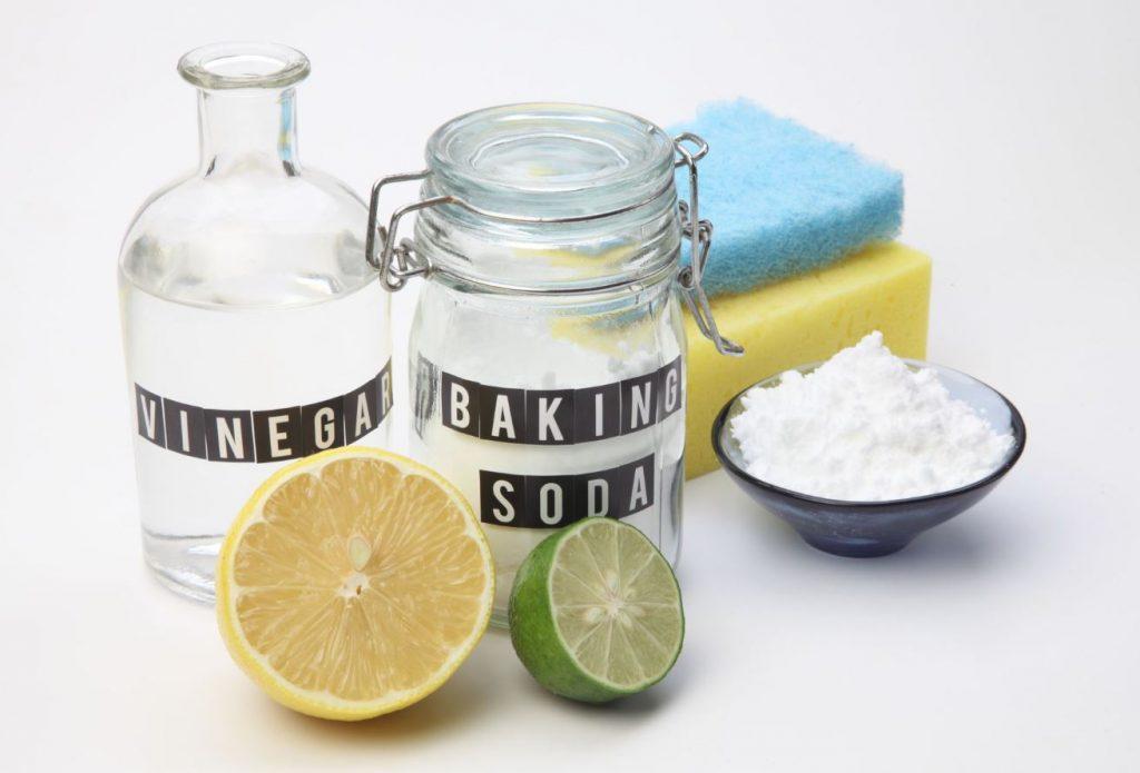 limpiar bronce con vinagre y bicarbonato sodio