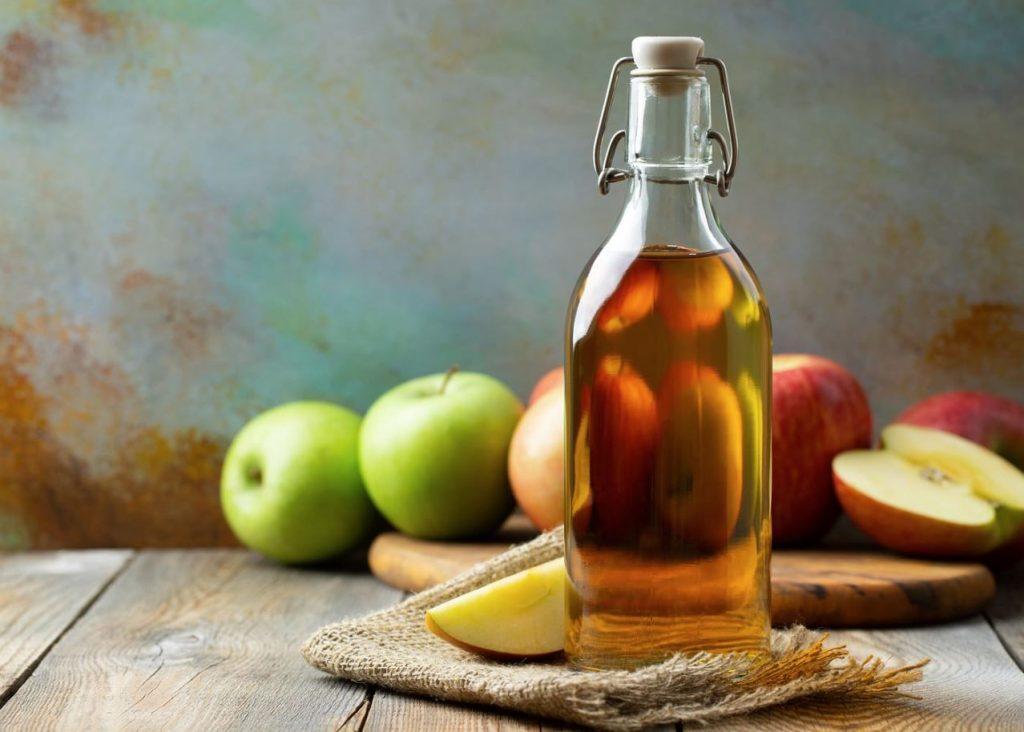 limpiar el suelo con vinagre de manzana