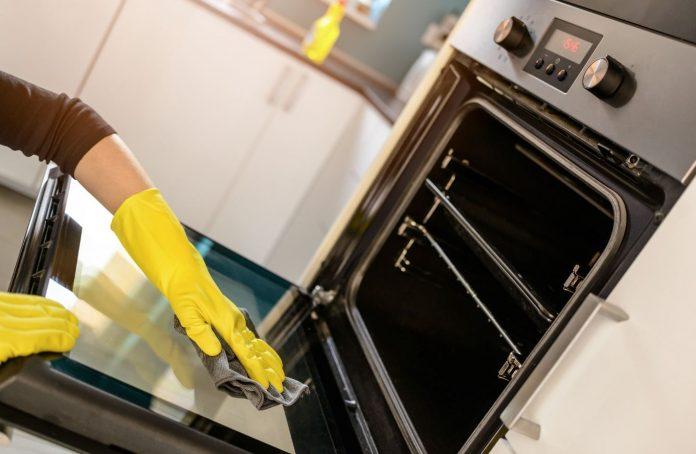 productos para limpiar el horno por dentro