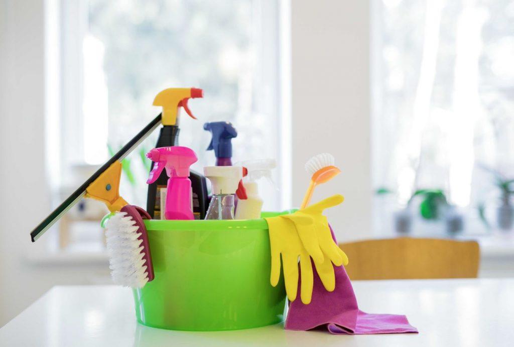 productos para limpiar la freidora
