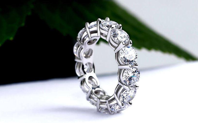 trucos caseros para limpiar anillos de plata