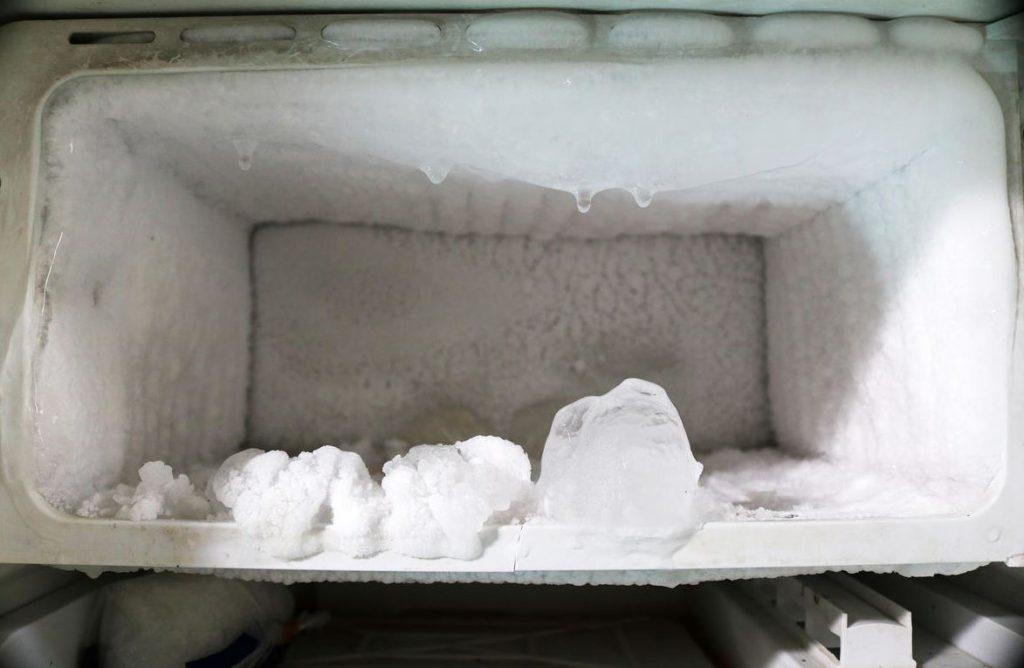 como descongelar el congelador de la nevera