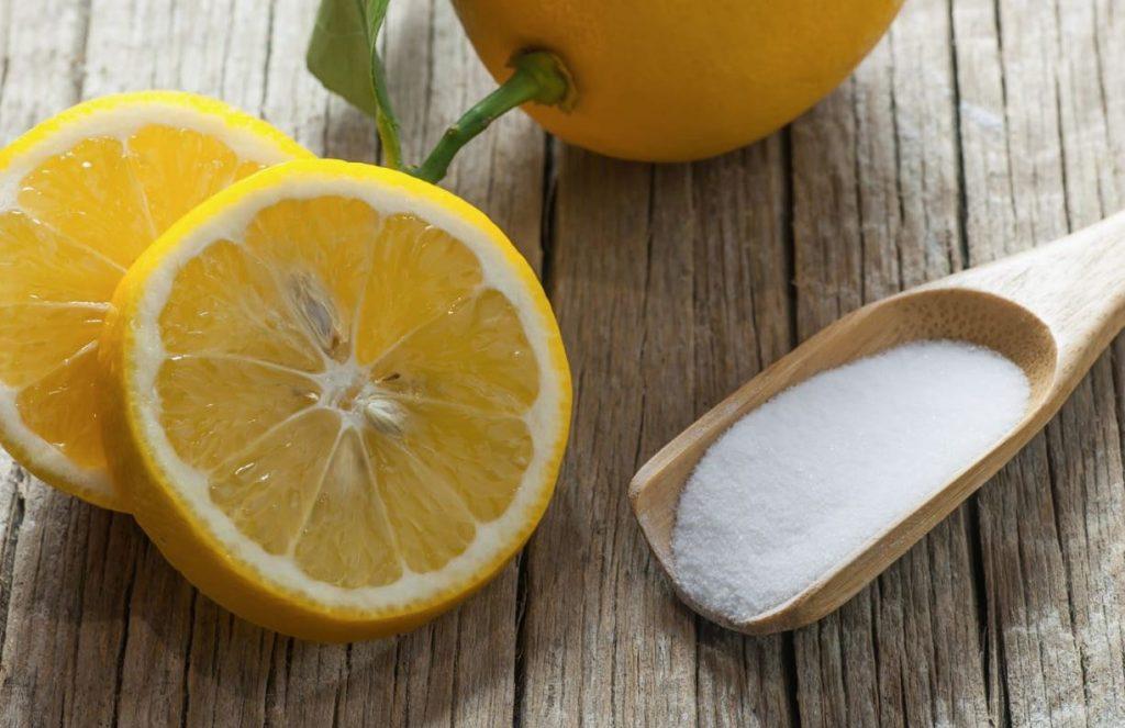 limpieza frigo con bicarbonato y limon
