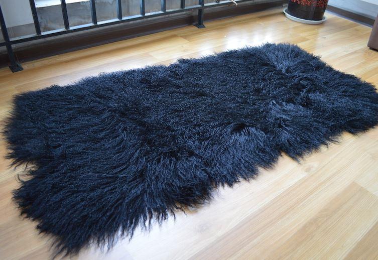 alfombras de pelo largo baratas grandes