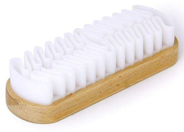 cepillo de goma para zapatos