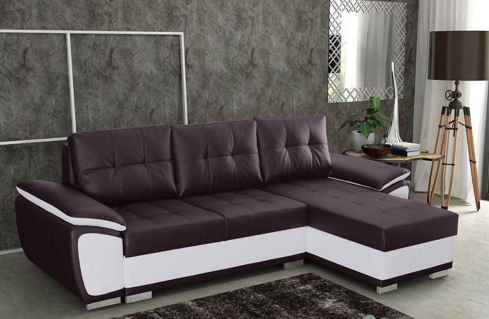 chaise longue sofa cama polipiel