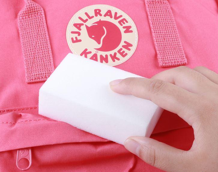 como limpiar mochila kanken