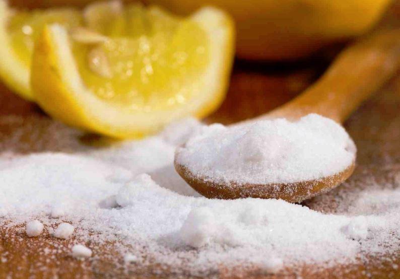 limon y bicarbonato para el cuero piel