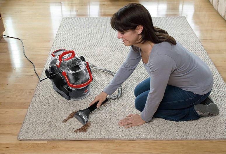 limpiador de alfombras opiniones
