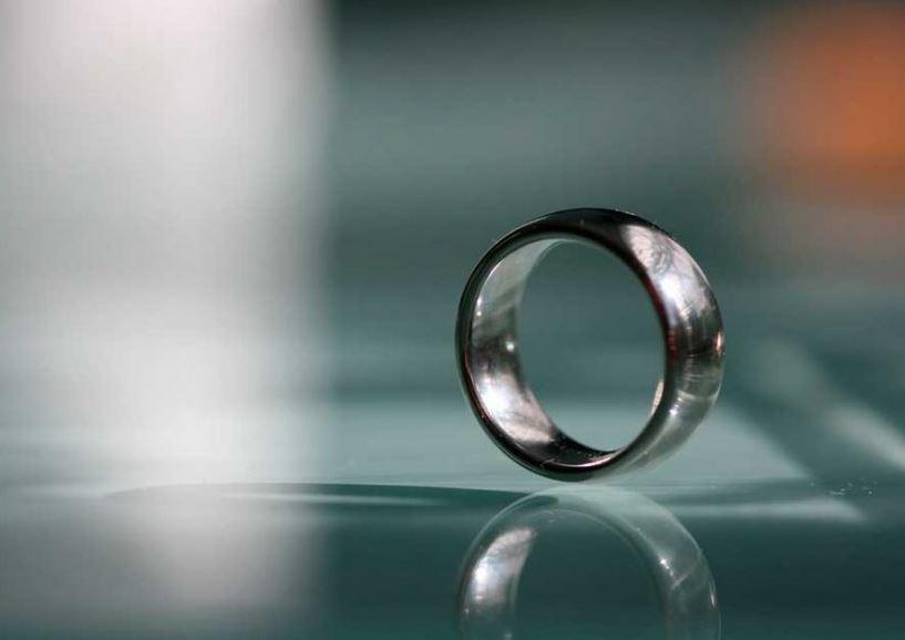 limpieza anillo de plata con jabon
