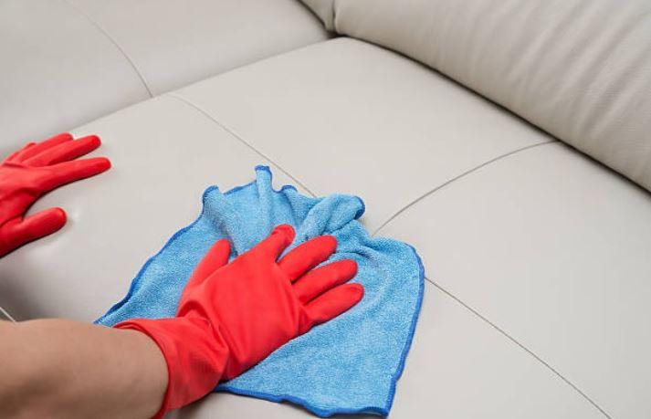 productos de limpieza sofa polipiel