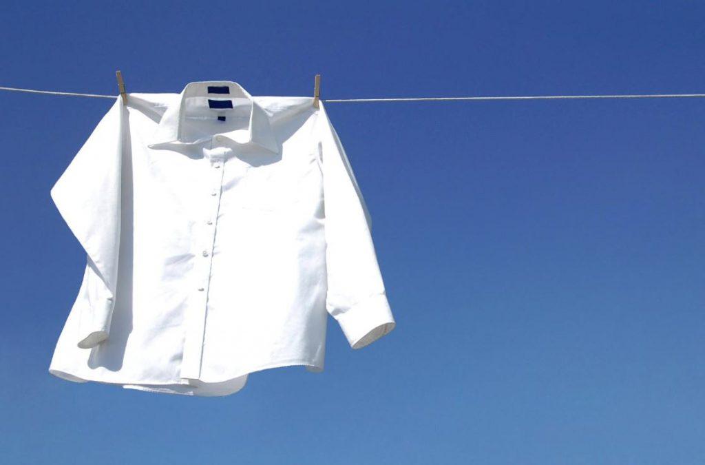 que es bueno para blanquear la ropa