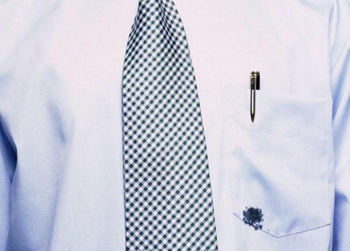 sacar mancha de tinta de camisa