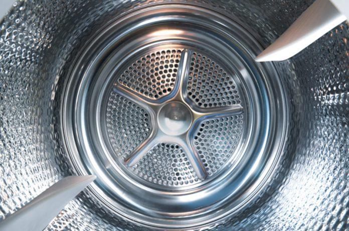 limpiar el tambor de la lavadora