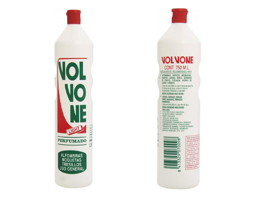 amoniaco para sacar olor toalla