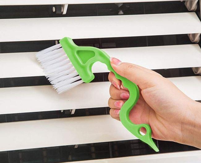 cepillo para limpiar persianas
