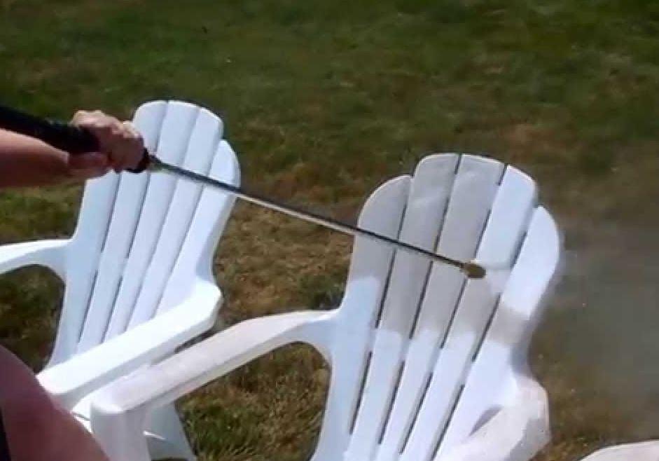 hidrolimpiadora para sillas de plastico
