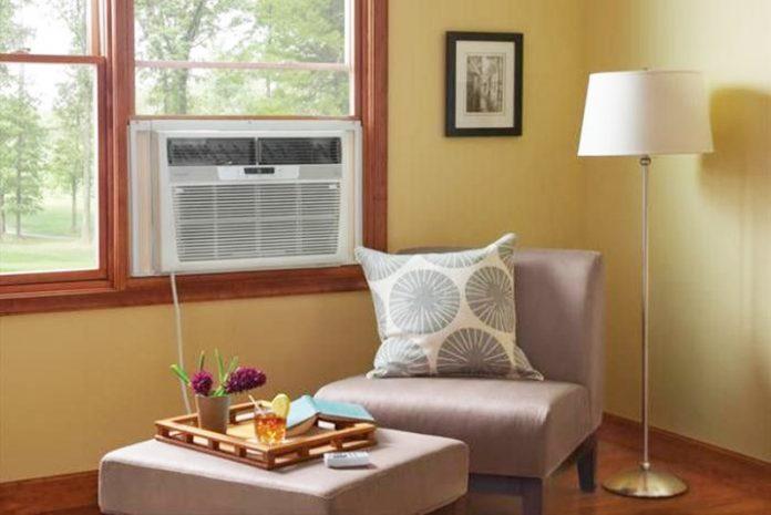 limpiar aire acondicionado de ventana