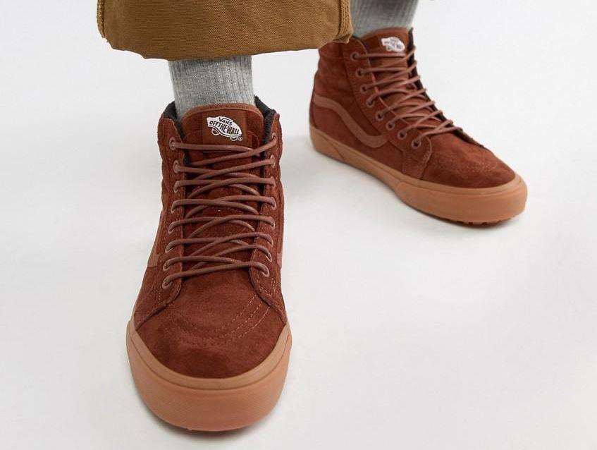 limpieza vans de ante zapatillas