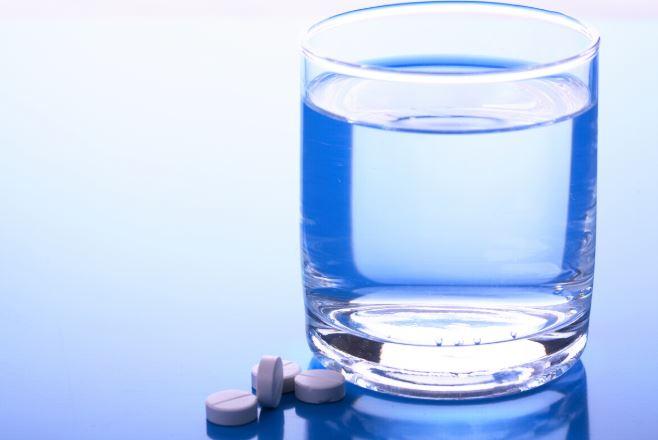 quitar sangre de la ropa con aspirinas