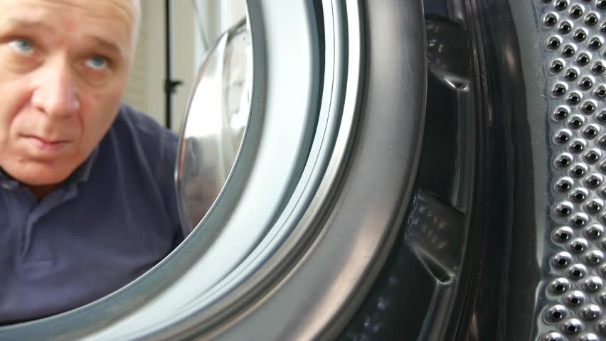 como limpiar la goma de la lavadora sin quitarla