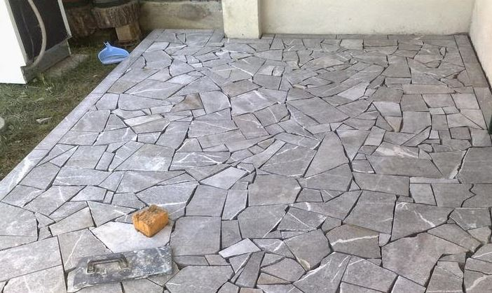 limpieza suelo terraza piedra natural