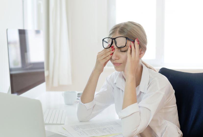 mantenimiento de las gafas de ver