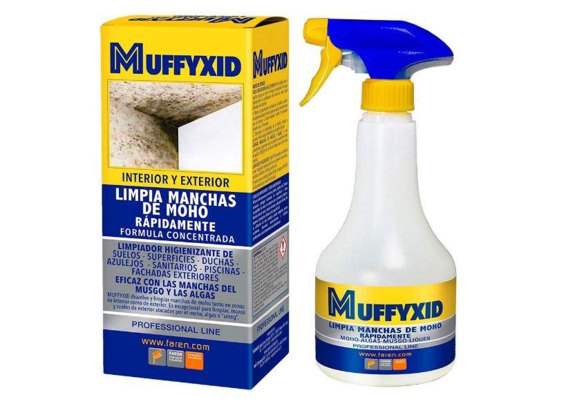 productos para limpiar moho bañera