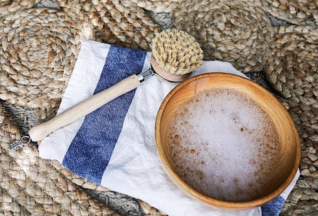 cómo se limpia una alfombra de sisal