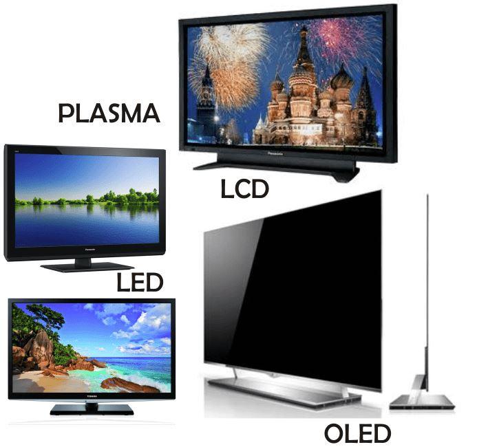 diferencia entre tv led y lcd