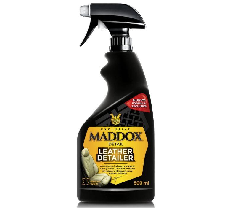 limpiador de cuero recomendado