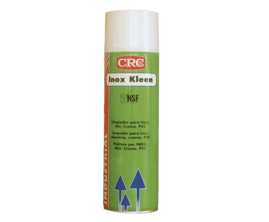 limpiador para inox aluminio cromo pvc