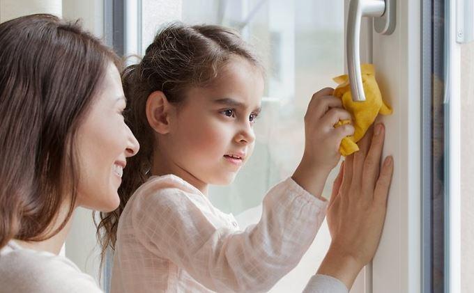 limpiar ventanas pvc amarillentas