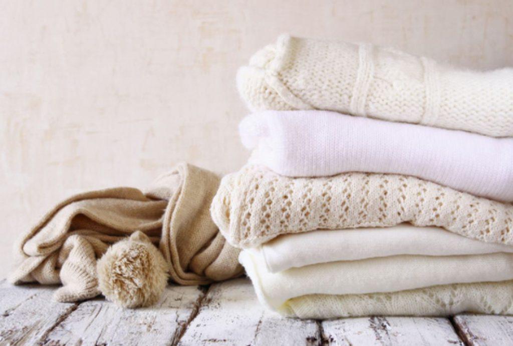 mantenimiento de la lana