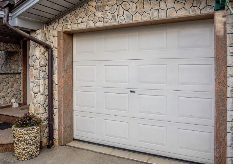 puertas de garaje enrollables de pvc