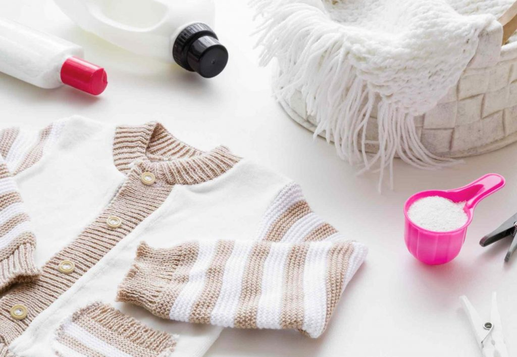como limpiar la ropa de lana con exito