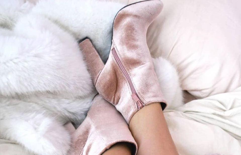 como limpiar unos zapatos de terciopelo