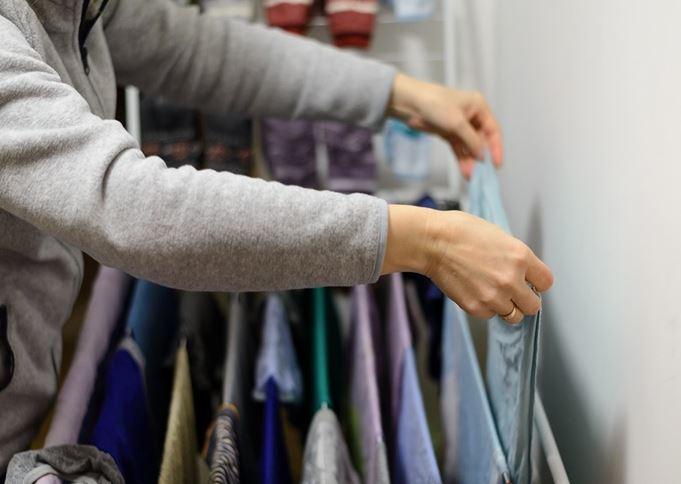 como secar la ropa de lana