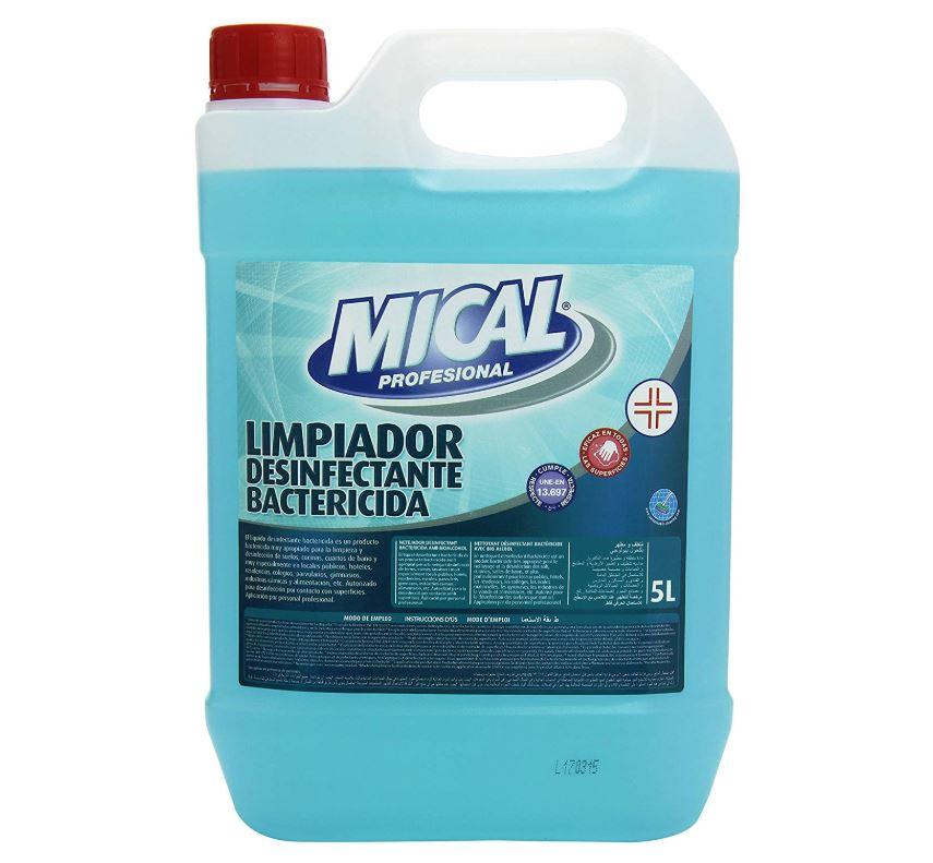 comprar limpiador mical desinfectante