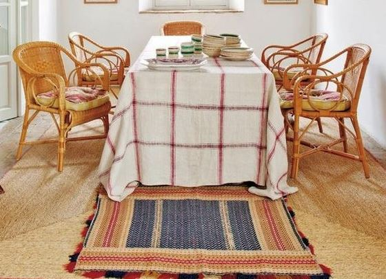alfombras de esparto ecologicas