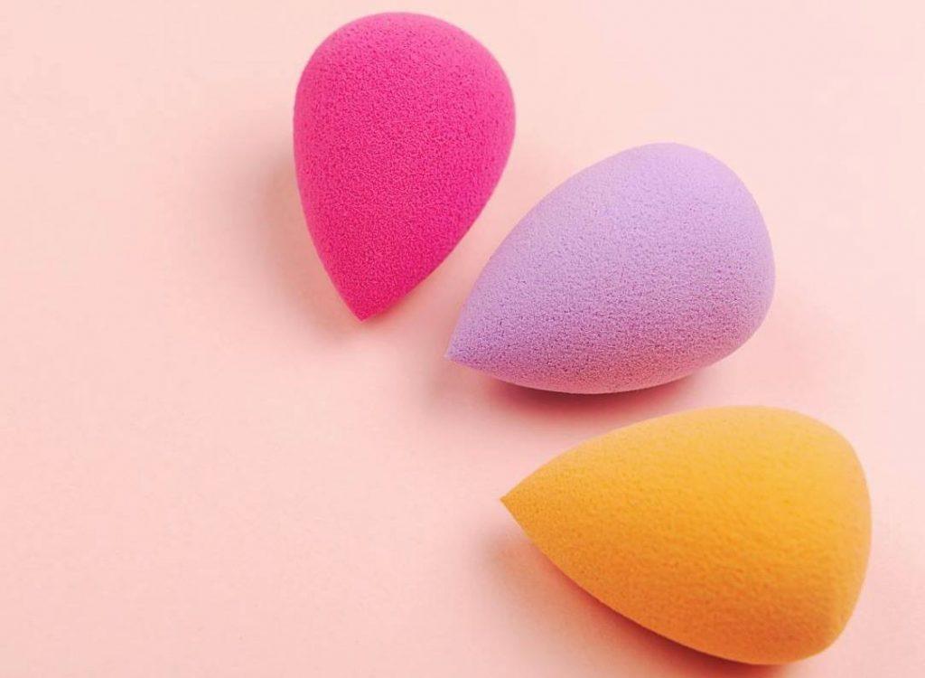 como limpiar esponjas de maquillaje