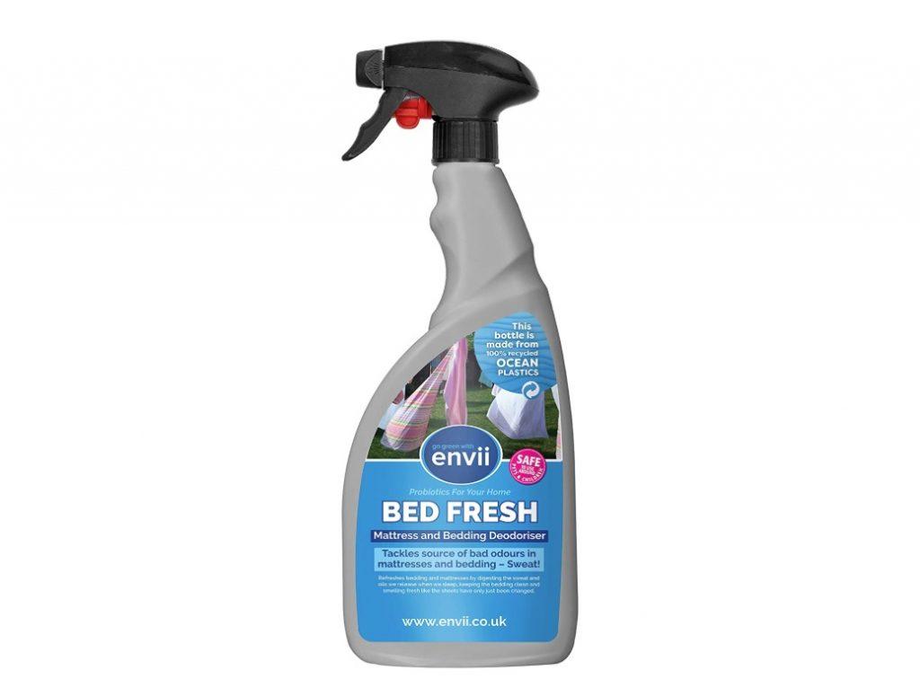 eliminar malos olores colchones