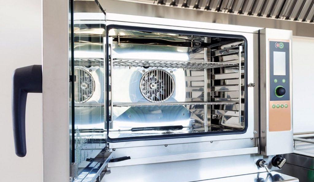 limpiar horno de sobremesa profesional