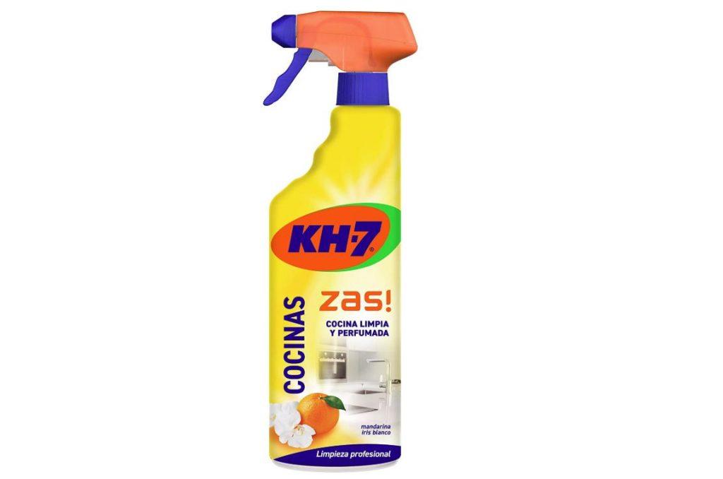 limpieza cocina kh7 opiniones