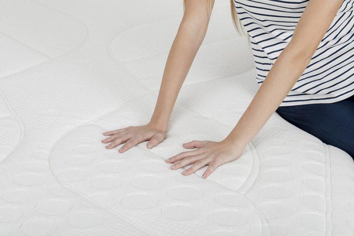 limpieza colchón de muelles
